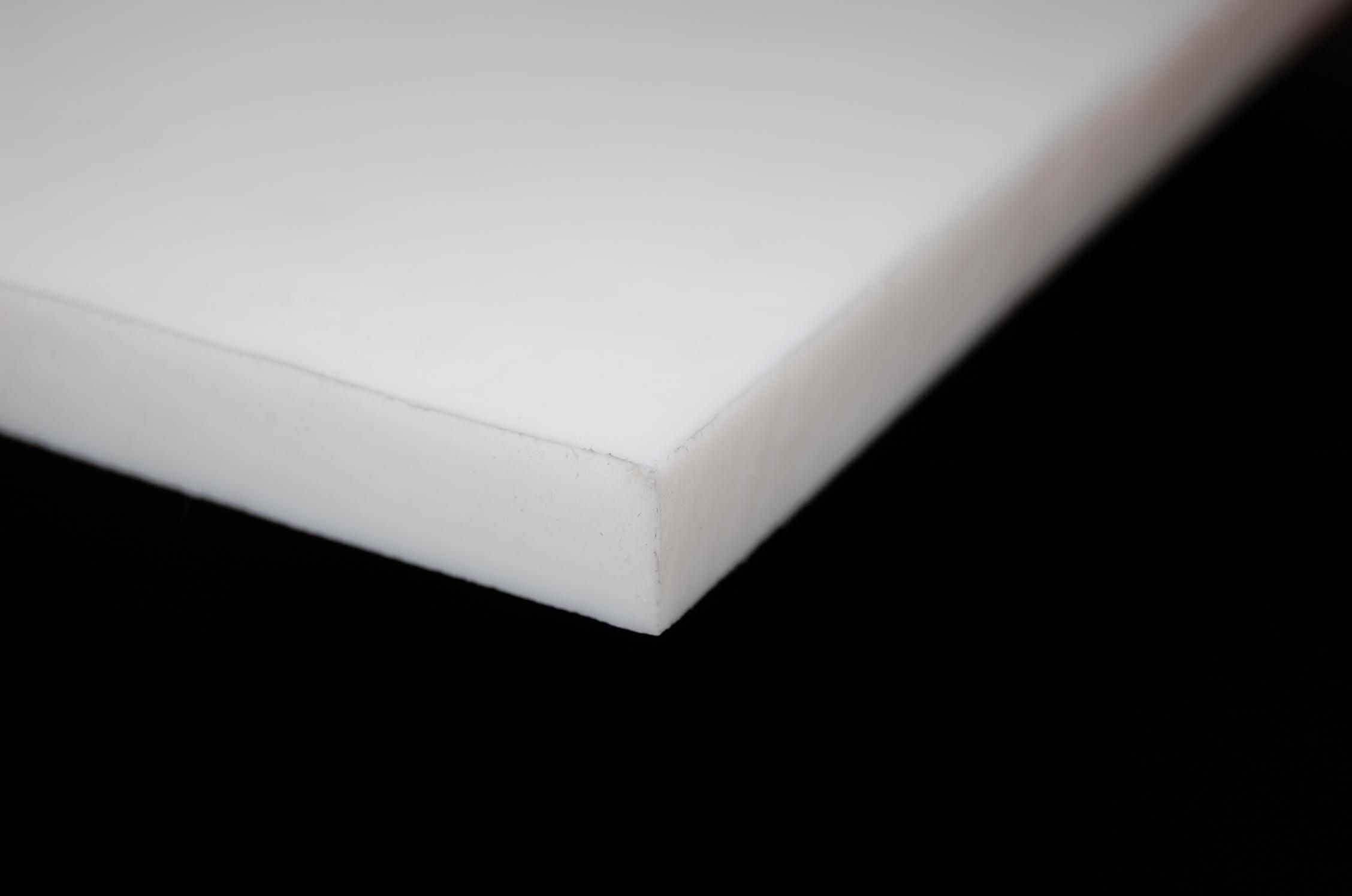 plaque ptfe vierge ep 10 mm. Black Bedroom Furniture Sets. Home Design Ideas